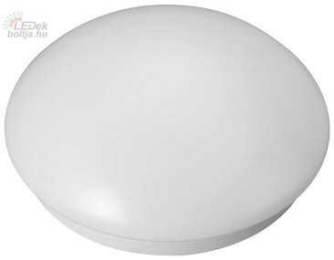 Ledes lámpatest falra szerelhető mozgásérzékelővel IP44 E27 foglalattal