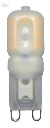 LED izzó G9 3W Meleg fehér Greenlux