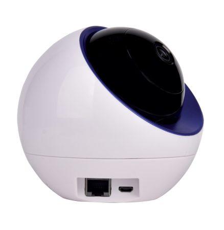 Smart beltéri forgó kamera