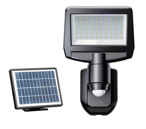 Napelemes LED reflektor 10W NW