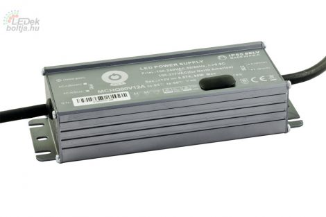 POS Led tápegység MCHQA-80-24 80W 24V 3.33A IP65 dimmelhető