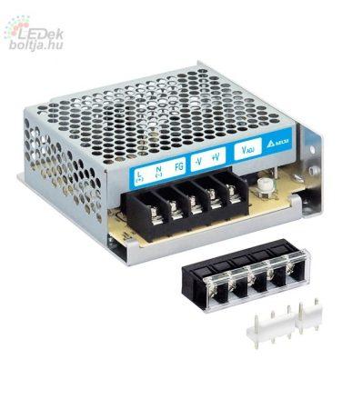 DELTA Led tápegység PMT 50W 24V fémházas
