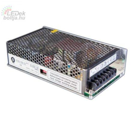 POS Led tápegység POS-150-12 150W 12V 12.5A Fémtokozás