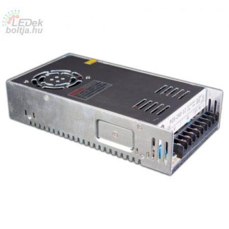 POS Led tápegység POS-240-12 240W 12V 20A fémházas