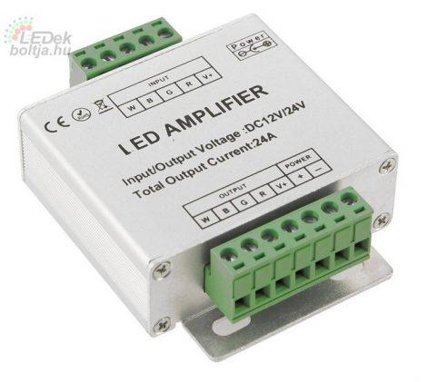 Jelerősítő RGBW led szalaghoz 288W