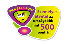 Pick Pack Pont logó